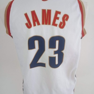 """Cleveland Cavaliers NBA Shirt #23 James (S) """"Good Condition"""""""