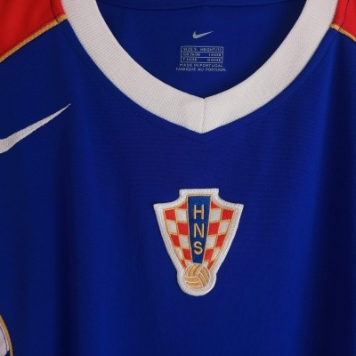 NEW Croatia Away Shirt 2004-2006 (S)