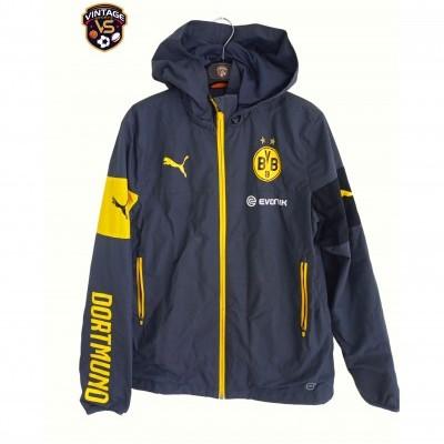 "BVB Borussia Dortmund Rain Jacket 2014-2015 (XXL Youths) ""Average"""