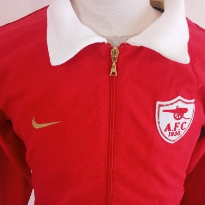"Retro Arsenal FC Jacket 1930 (S) ""Good Condition"""