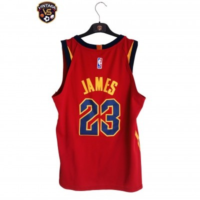 "Cleveland Cavaliers NBA Shirt #23 James (44) ""Very Good"""