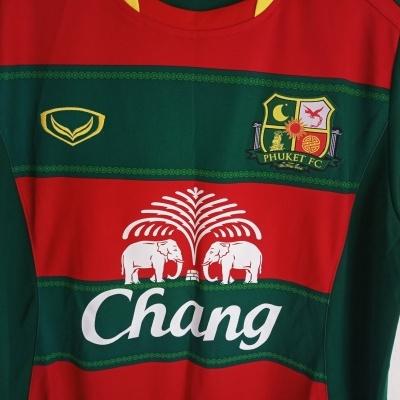 "Phuket FC Home Shirt 2014 (L) ""Very Good"""