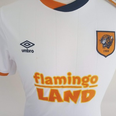 NEW Hull City FC Away Shirt 2015-2016 (Womens)