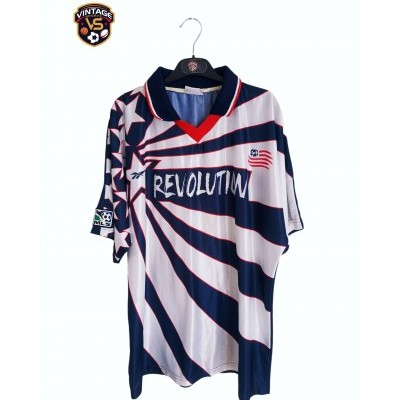 "New England Revolution MLS Third Shirt 1997-1998 (L) ""Good"""