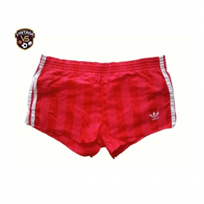 """Vintage Shorts Adidas 1990s Red (S) """"Good"""""""