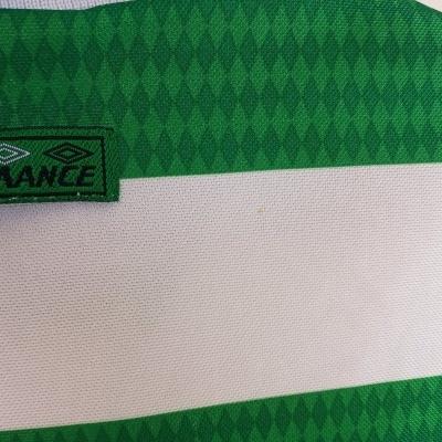"Celtic Glasgow FC Home Shirt 1997-1999 (L) ""Good"""