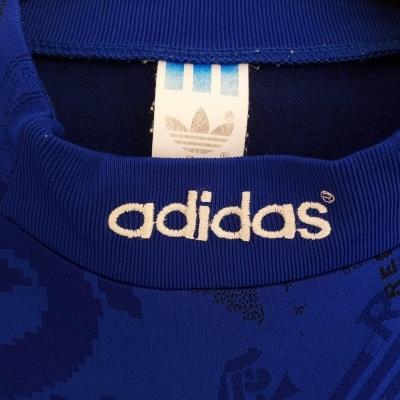"Glasgow Rangers FC Home Shirt 1994-1996 (M) ""Very Good"""