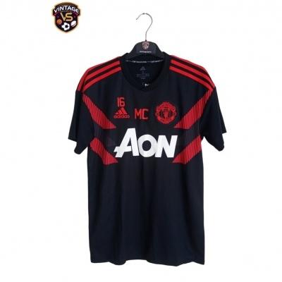 "Manchester United Pre Match Shirt 2018-2019 #16 MC (S) ""Perfect"""
