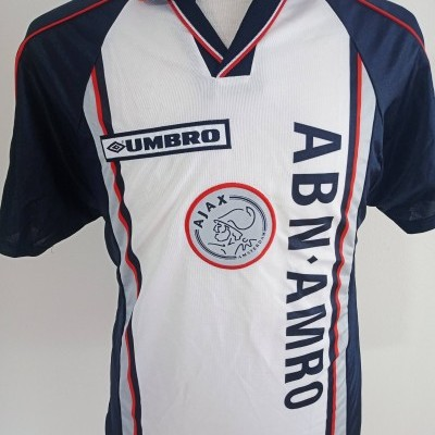 "Ajax Amsterdam Away Shirt 1998-1999 (M) ""Very Good"""