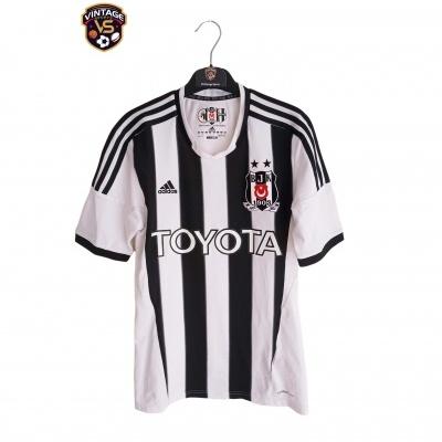 """Besiktas JK 110 Years Home Shirt 2013-2014 (S) """"Very Good"""""""