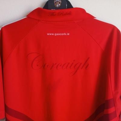 """Cork GAA Gaelic Shirt Jersey (M) """"Average"""""""