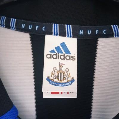 "Newcastle United Home Shirt 1999-2000 (L) ""Very Good"""