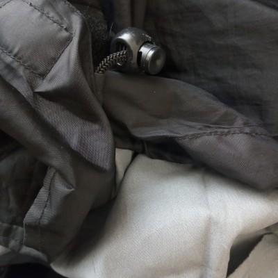 """Vintage Adidas Windbreaker Rain Jacket Black (S) """"Very Good"""""""