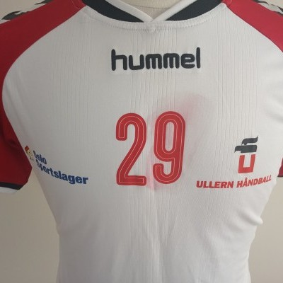 MATCHWORN Ullern Handball Home Shirt (S) Norway