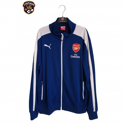 "Arsenal FC Anthem Jacket 2014-2015 (L) ""Perfect"""