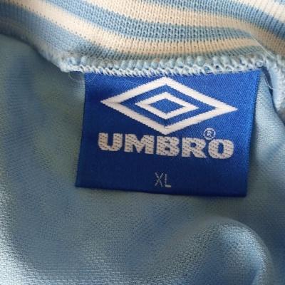 """Manchester City Home Shirt 1995-1997 (XL) """"Perfect"""""""