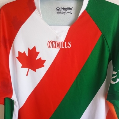 """Ireland Canada Special Shirt Jersey (L) """"Perfect"""""""
