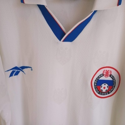 "Russia Home Shirt 1996-1998 (M) ""Very Good"""