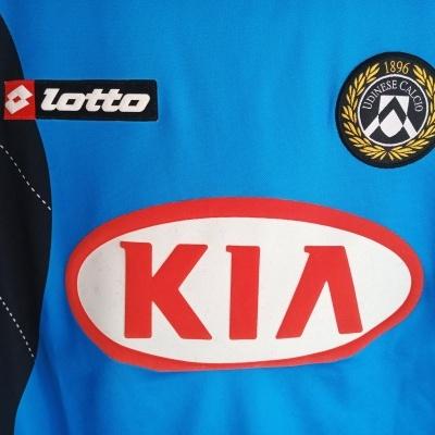 """Udinese Calcio Third Shirt 2005-2006 (M) """"Very Good"""""""