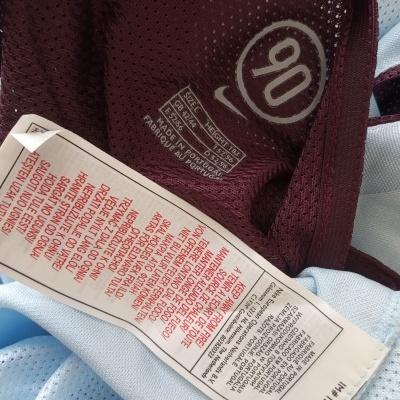 """RC Lens Away Shirt L/S 2004-2005 (L) """"Very Good"""""""