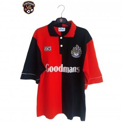 "Portsmouth FC Away Shirt 1992-1994 (L) ""Good"""
