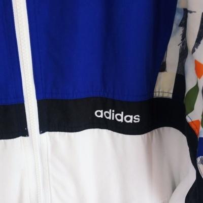 "Vintage Adidas Track Top Jacket ATP Tour Tennis Blue (M) ""Very Good"""