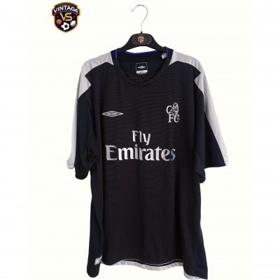 "Chelsea FC Away Shirt 2004-2005 #8 Lampard (XXL) ""Good"""