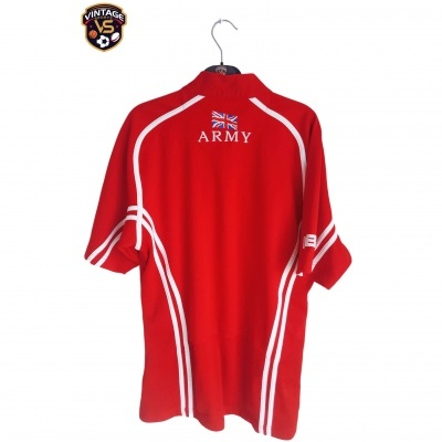 "British Army Rugby Home Shirt (M) ""Perfect"""