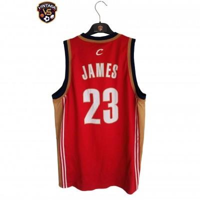 "Cleveland Cavaliers NBA Jersey #23 James (M) ""Good"""