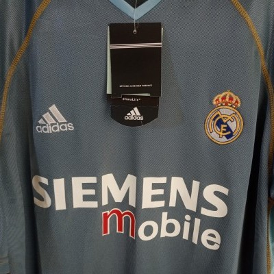 NEW Real Madrid Third Shirt 2003-2004 (XL)