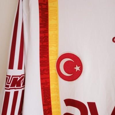"Galatasaray SK Away Shirt 2008-2009 (L) ""Very Good"""