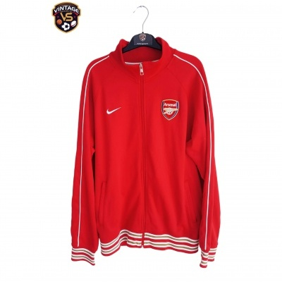 """Arsenal FC Track Top Jacket 2011-2012 (L) """"Very Good"""""""