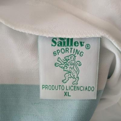 "Sporting CP Home Shirt 1996-1997 (XL) ""Perfect"""