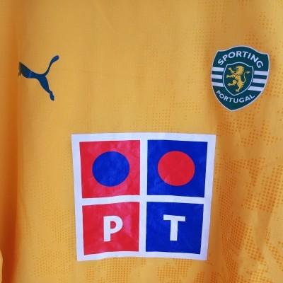 "Sporting CP Away Shirt 2006-2007 (XL) ""Good"""