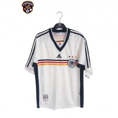 "Germany Home Shirt 1998-1999 (S) ""Very Good"""