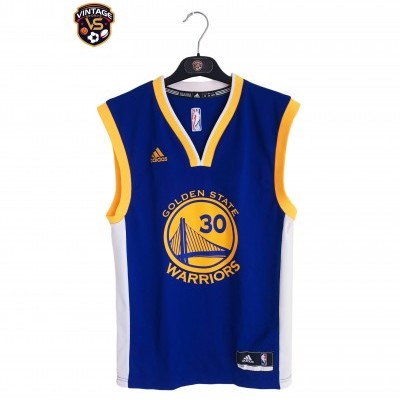 """Golden State Warriors NBA Jersey #30 Curry (XS) """"Perfect"""""""