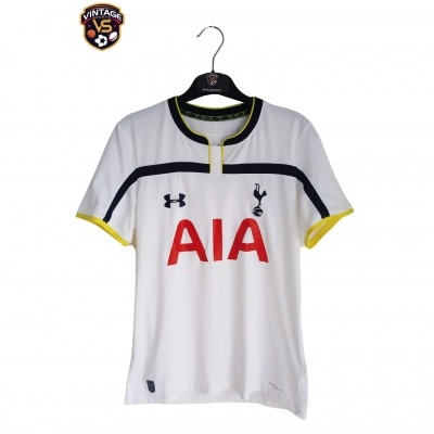 """Tottenham Hotspurs Home Shirt 2014-2015 (M) """"Very Good"""""""