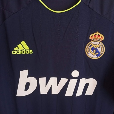 "Real Madrid Away Shirt 110 Years 2012-2013 (L) ""Perfect"""