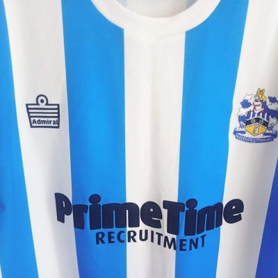 "Huddersfield Town FC Home Shirt 2003-2004 (XL) ""Perfect"""