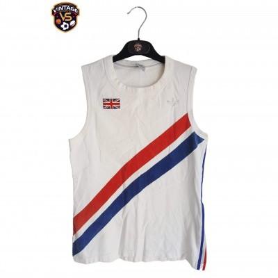 "SIGNED Team GB Great Britain Athletics 1980s Judy Simpson ""Good"""