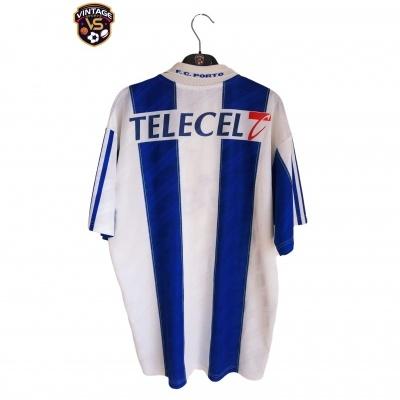 "FC Porto Home Shirt 1995-1997 (M) ""Very Good"""