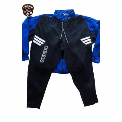 "Vintage Full Tracksuit Adidas Blue (M) ""Good"""