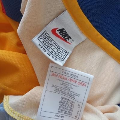 "Arsenal FC Away Shirt 1997-1999 (M) ""Very Good"""