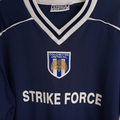 """Colchester United Shirt 2000s (XL) """"Very Good"""""""