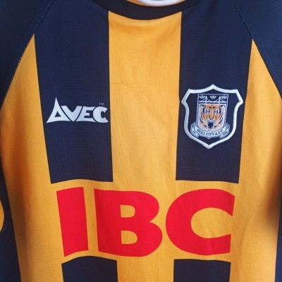 "Hull City FC Home Shirt 1999-2000 (Youths) ""Good"""