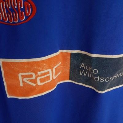 """Linfield FC Home Shirt 2001-2003 (XL) """"Good"""""""
