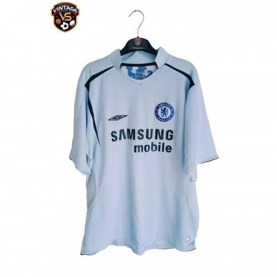 "Chelsea FC Away Shirt 2005-2006 (XL) ""Very Good"""