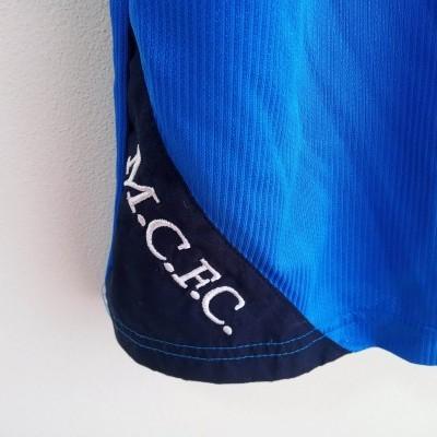 "Manchester City Home Shirt 1999-2001 (L) ""Very Good"""