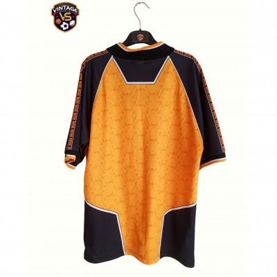"Wolverhampton Wanderers FC Home Shirt 1996-1998 (M) ""Very Good"""