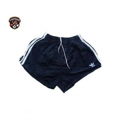 "Vintage Shorts Adidas 1990s Black Cotton (L) ""Good"""